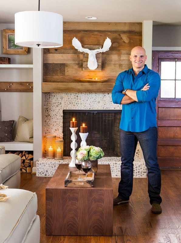 Chip Wade of HGTV's Elbow Room
