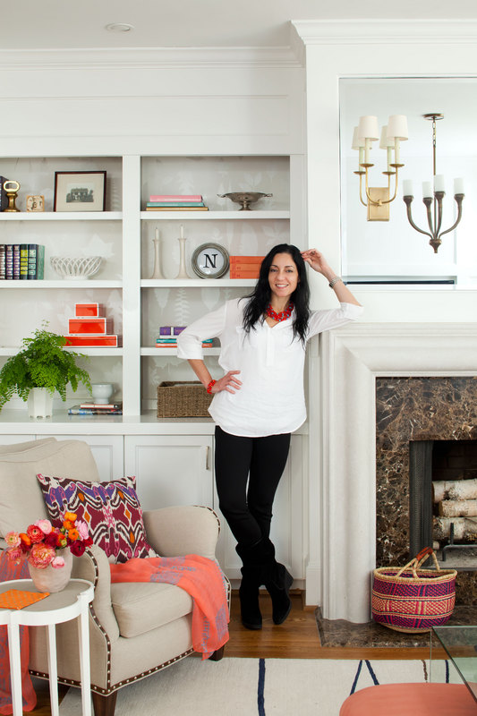 Interior Designer Ili Nillson of Terra Cotta Properties